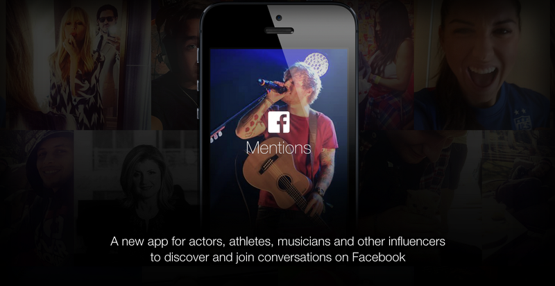 Illustration for article titled Facebook's Newest App Is Just For Celebrities