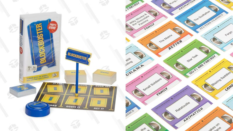 The Blockbuster Party Game | $20 | Amazon