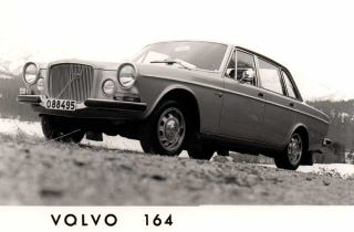 Illustration for article titled Some Questions about Volvo 164.