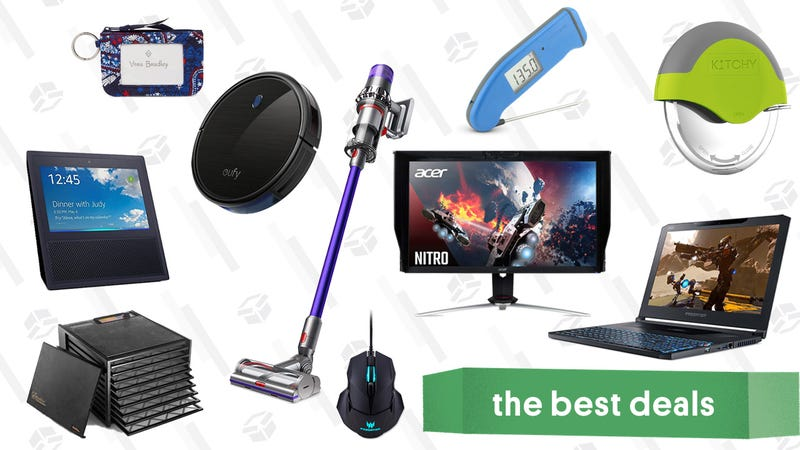 Illustration for article titled Thursday's Best Deals: Thermapen Mk4, Original Echo Show, Acer Gear, and More