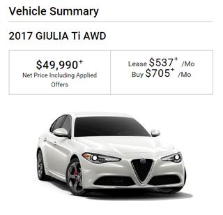 Illustration for article titled Alfa Romeo Guila ConfiguratorLive!