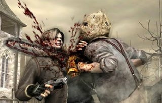 Illustration for article titled The Cruel Brilliance of Resident Evil 4's Village Fight