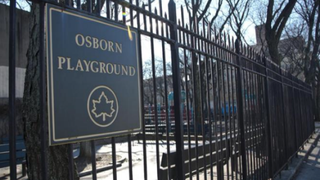 The father of an 18-year-old woman claimed that five teen boys approached them in Brooklyn, N.Y.'s Osborn Playground, flashed a gun to run him off and then took turns raping his daughter. Investigators found that story to be a lie.CBS News screenshot