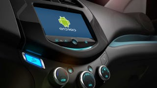 Illustration for article titled GM's Android-Powered Infotainment System Is Reportedly Coming In 2016
