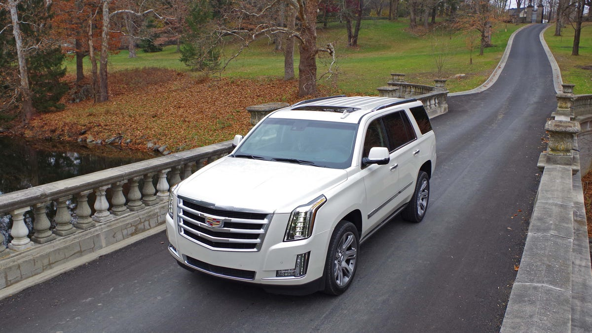 2015 Cadillac Escalade: We Found Out If It's Really $90,000
