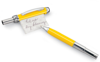 Illustration for article titled A Pen With the Paper