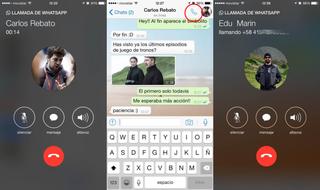 Illustration for article titled Las llamadas de WhatsApp ya están activadas para todos en iOS