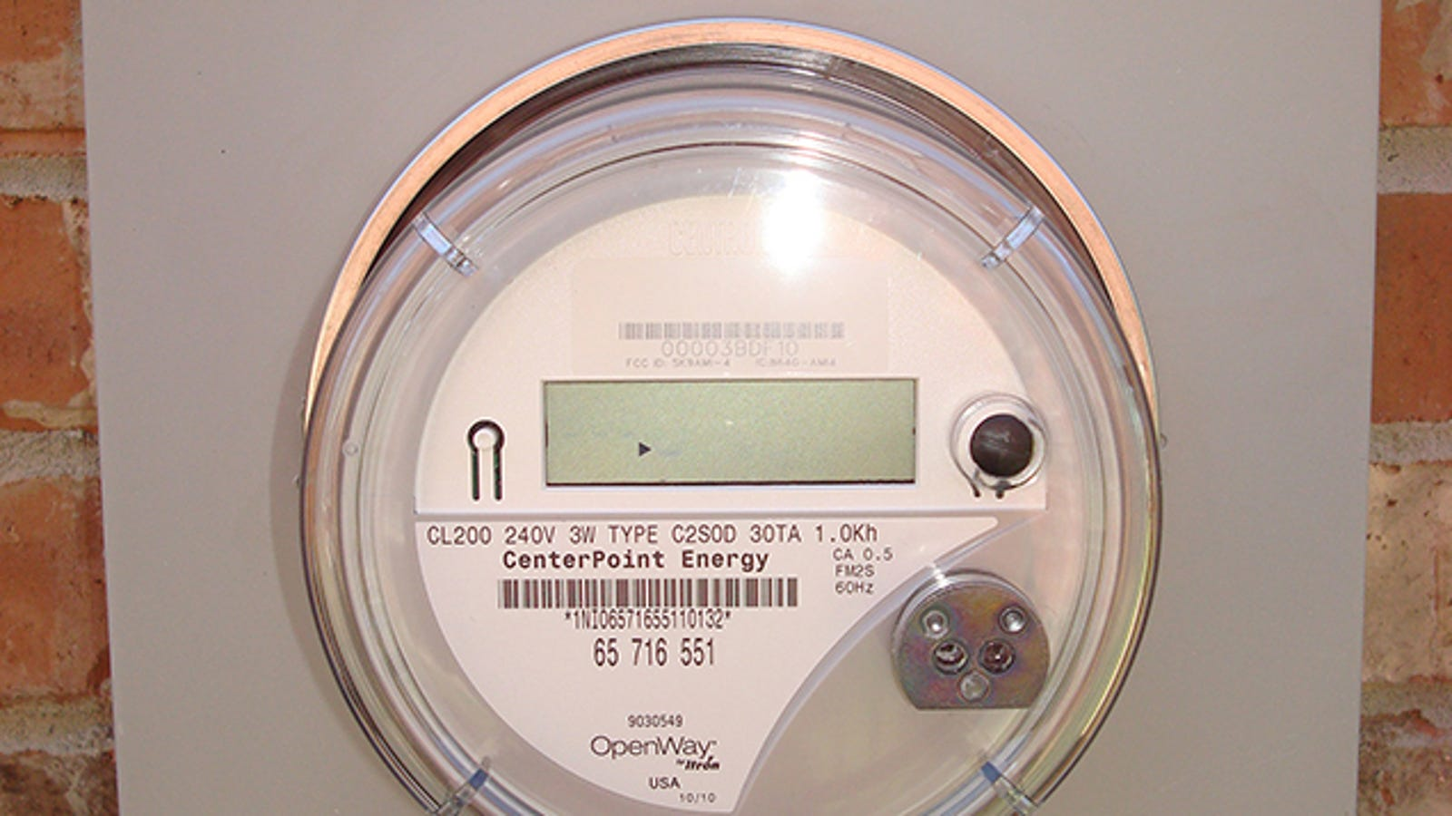 Increasing Electricity Meter : Check your power meter with everything off to identify outside drains