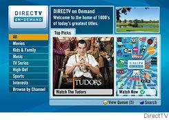 Illustration for article titled DirecTV Video-On-Demand to Be Half Satellite, Half Internet Next Quarter