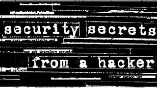 Illustration for article titled Security Secrets from a Hacker