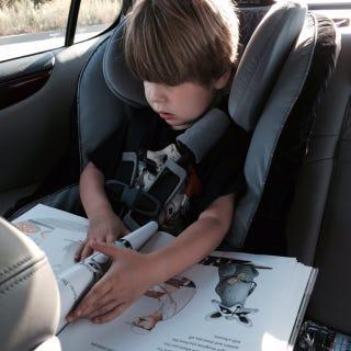 Illustration for article titled When Kiddos Start Reading