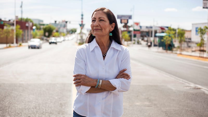 Illustration for article titled New Mexico Women Poised to Make History After Primaries