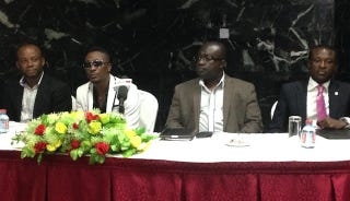 Illustration for article titled Ghanaian Soccer Star Denies Rumors He Ritually Sacrificed Rapper Friend