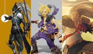 Illustration for article titled Final Fantasy VII, Redesigned