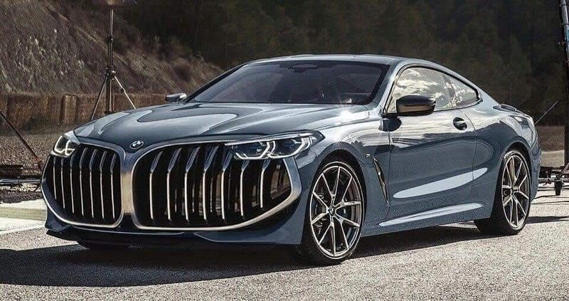 Illustration for article titled 2019 BMW 8 and X7 series leaked photos