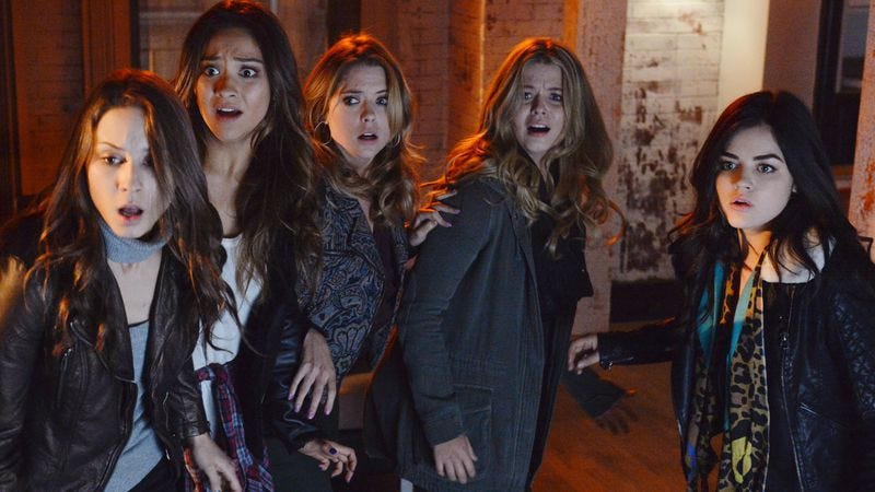 Illustration for article titled Pretty Little Liars renewed for two more seasons