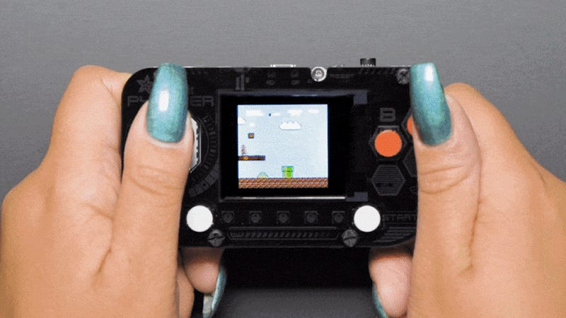 Adafruit Just Made It Really Easy to Build Your Own GameBoy