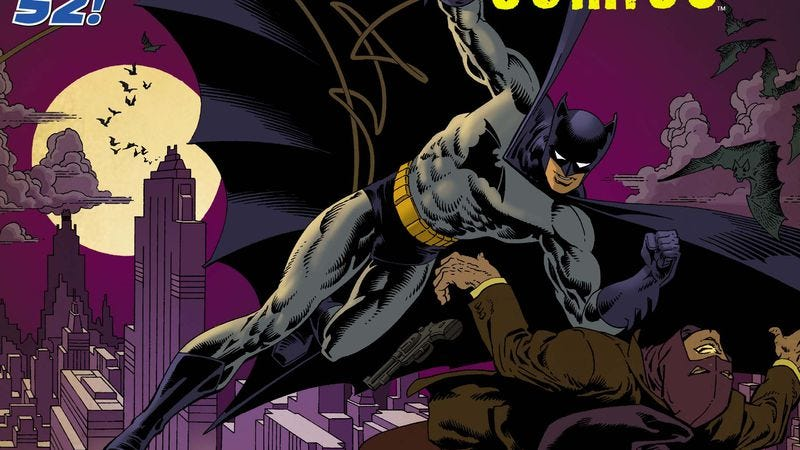 Illustration for article titled Exclusive DC preview: Detective Comics #33 delivers classic Batman with gorgeous art