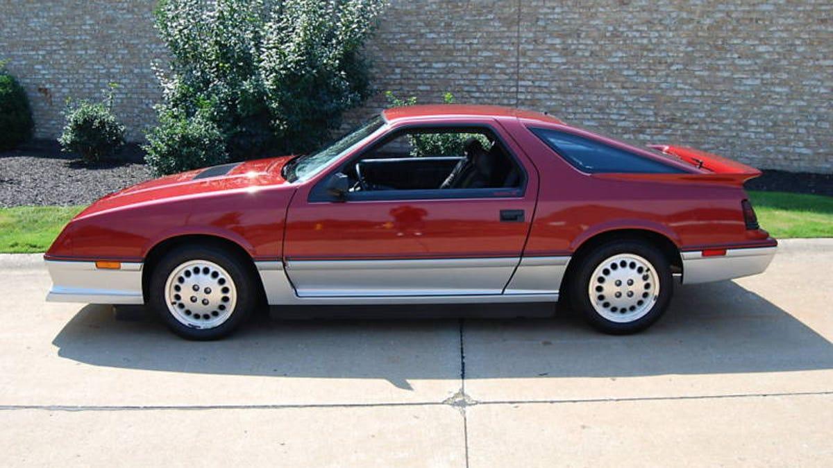 Nice Price Or Pipe: The $25,000 Dodge Daytona Turbo Z?