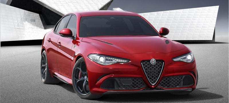 Illustration for article titled An Alfa Giulia Wagon Might Be Coming But There's Also Bad News