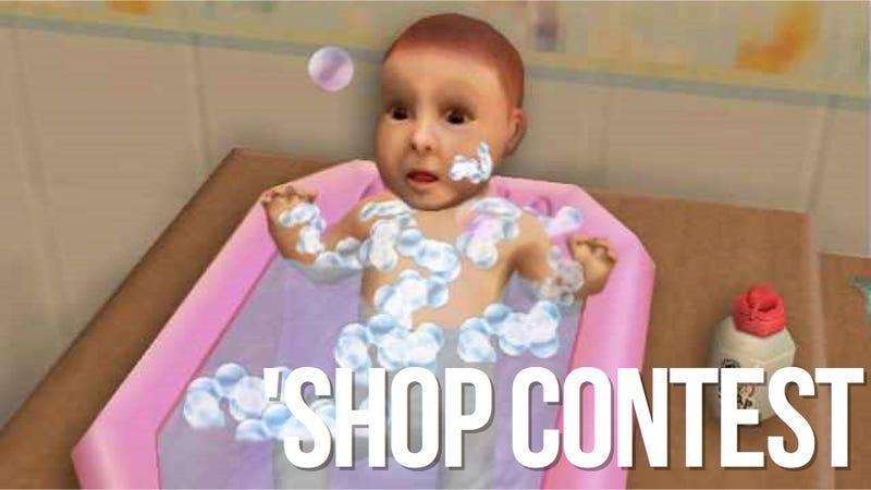 Illustration for article titled Kotaku 'Shop Contest: Rosemary's Babies