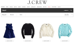 Illustration for article titled J.Crew's Marauding 'Tilly' Cardigan Brutally Murders Nearly 200 Jobs
