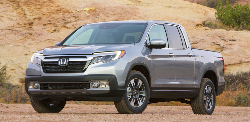 Illustration for article titled The Honda Ridgeline Is All The Truck A Normal Person Will Ever Need