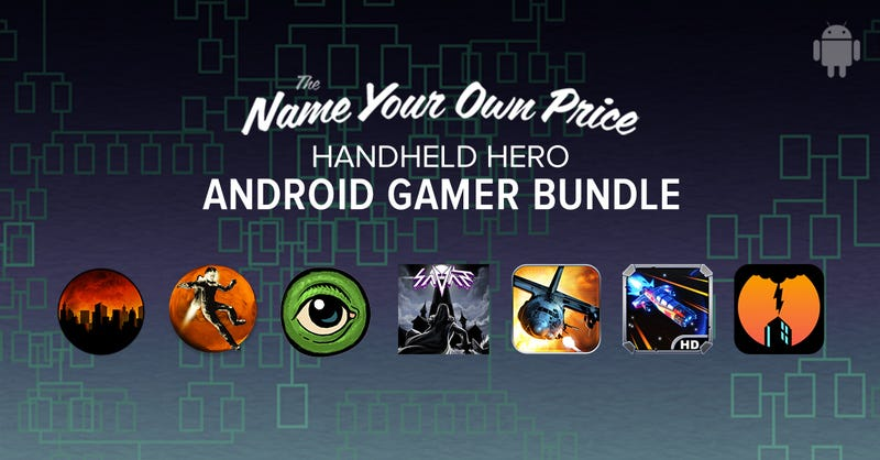 Illustration for article titled Name Your Own Price on 7 Top Android Games (New Bundle!)