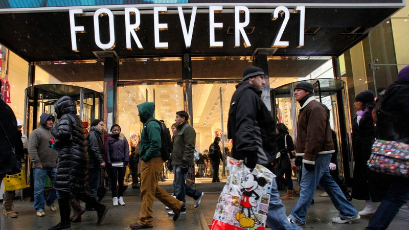 Forever 21 reports credit card breach: encryption issue blamed