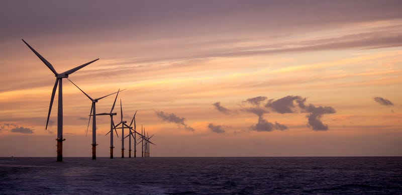 Illustration for article titled World's Biggest Wind Farm To Be Built Off the Coast of the UK