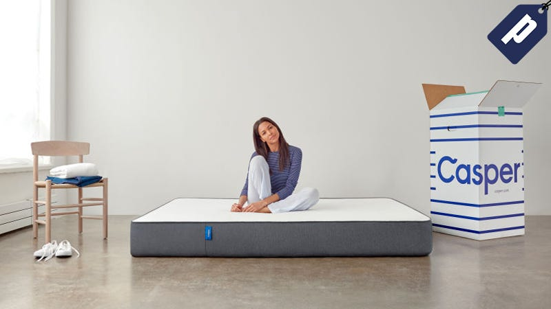 Illustration for article titled Give Yourself The Gift Of Sleep And Save $50 On The Casper Mattress