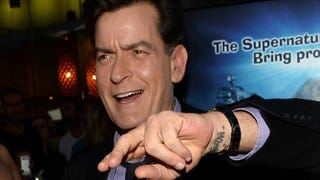 Charlie Sheen arrives for the premiere of Scary Movie 5 at ArcLight Cinemas' Cinerama Dome on April 11, 2013, in Hollywood, Calif. Michael Buckner/Getty Images