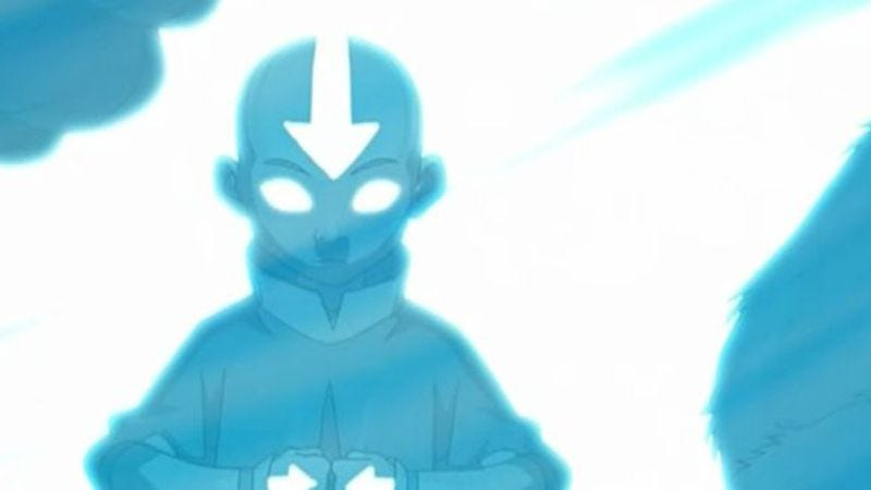"""Illustration for article titled Avatar: The Last Airbender: """"The Boy In The Iceberg""""/""""The Avatar Returns"""""""