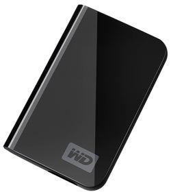 Illustration for article titled Western Digital 320GB My Passport Essential Drives: Pretty and Priced Right