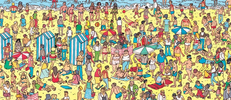 Illustration for article titled Seth Rogen and Evan Goldberg Could Be Making a Time-Traveling Where's Waldo? Movie