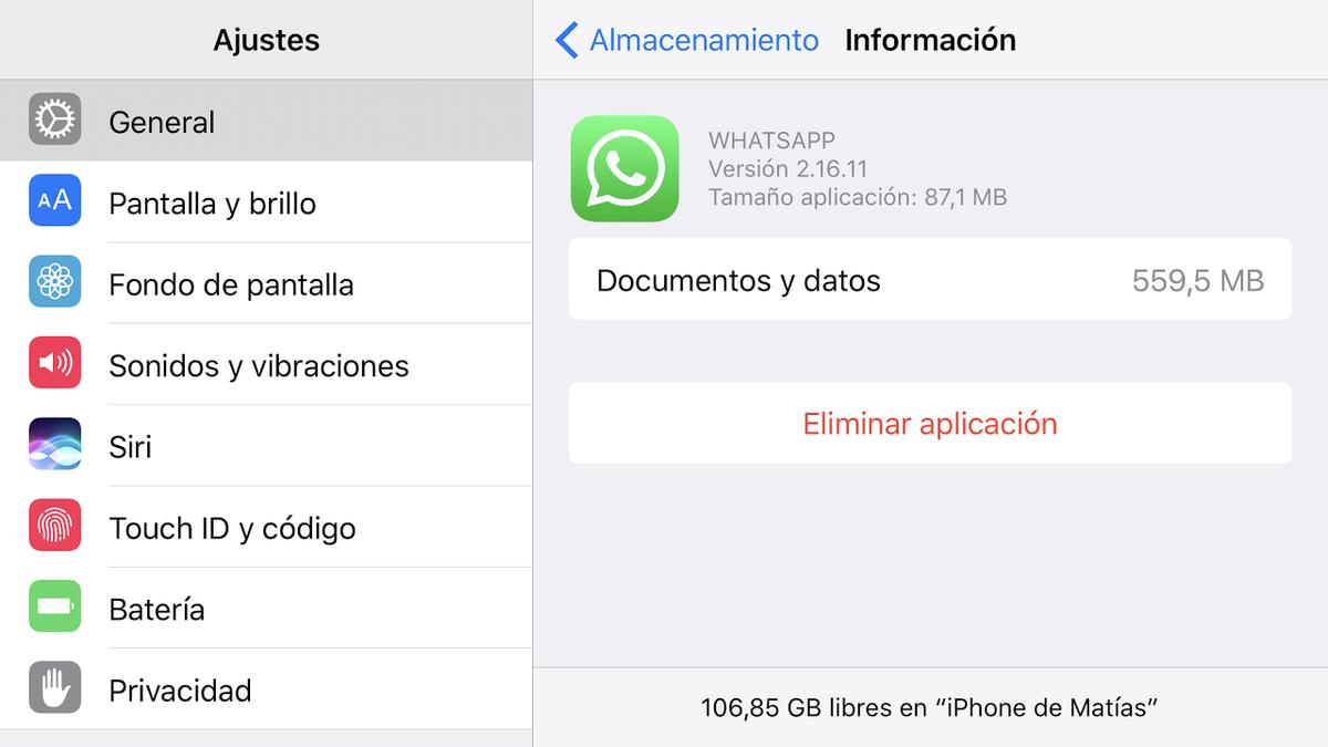 2c9b6145e80 Tres formas rápidas de liberar espacio en el iPhone