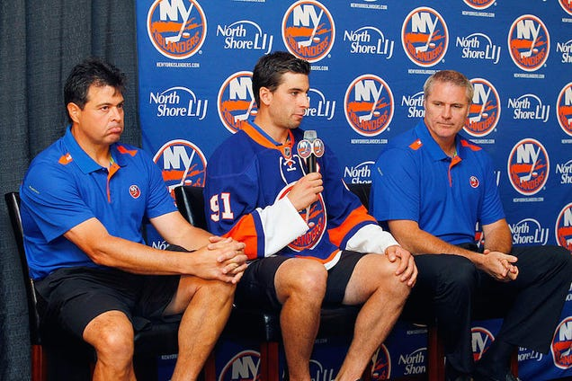 New York Islanders Decline To Say If Jack Capuano Lives In Gart…