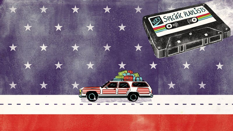 Illustration for article titled Songs My Dad Used to Make Us Listen to On Road Trips
