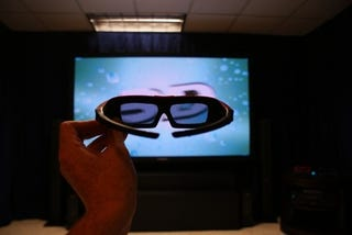 Illustration for article titled Sony Says Up to Half Its HDTVs Will be 3D in 2012