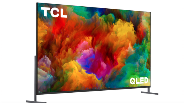 TCL s First Absolutely Massive TVs Are Officially Here