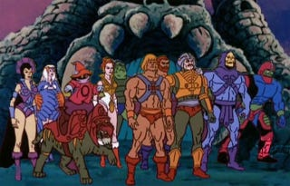Illustration for article titled This Could Mean A New He-Man Video Game