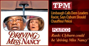 Image from Limbaugh's website
