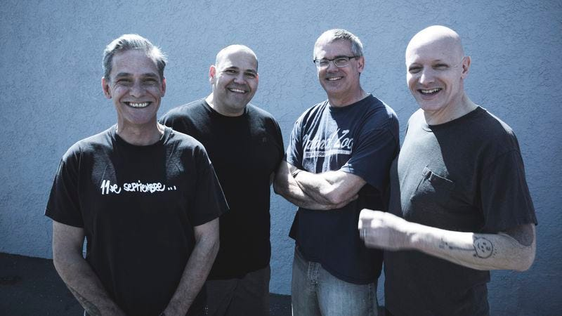 Descendents (Photo: Kevin Scanlon)