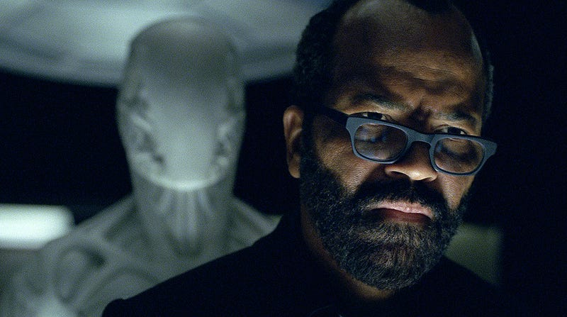 Illustration for article titled El creador de Westworld se ríe de los spoilers en Internet publicando un falso vídeo con secretos de la serie