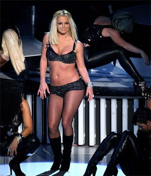 Illustration for article titled The MTV Video Music Awards: Britney Spears' Outfit Wasn't The Worst Of It