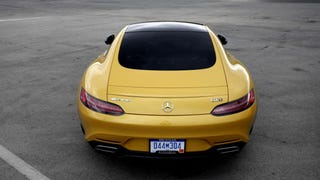 Illustration for article titled Mercedes-AMG GT S Is Officially $129,900*, Base GT May Cost $20,000 Less