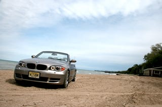 BMW I Convertible Part One - Bmw 1281