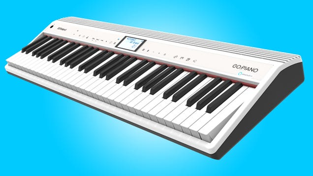 You Can Ask Alexa to Change Sounds on Roland s New Keyboard While Your Hands Keep Playing