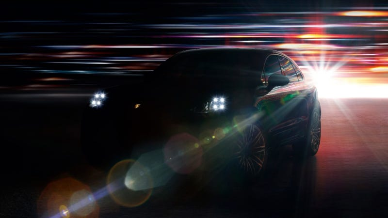 Illustration for article titled Porsche Macan To Debut At Los Angeles Auto Show