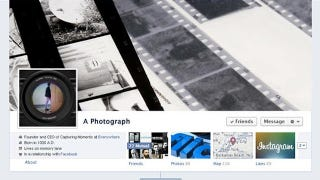 Illustration for article titled The History of the Photograph in a Facebook Timeline